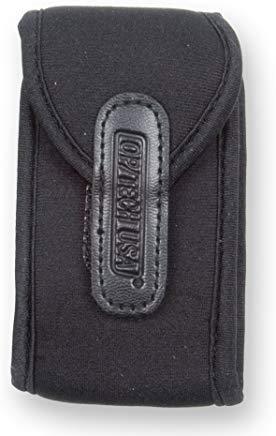 Optech USA 7601264 - Cover per macchina fotografica-telefono cellulare, taglia Mini, colore: Nero