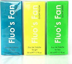 Glow Yellow Eau de Toilette 50 ml Spray Donna