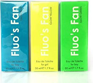 Glow Green Eau de Toilette 50 ml Spray Uomo