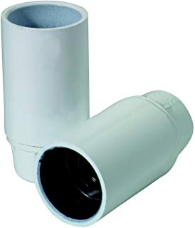 Profile 790840013 Socket accessorio per illuminazione di Esterno E14 metallo bianco
