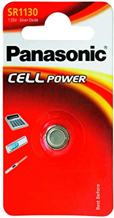 Varta SR54 EL-SR1130 EL Panasonic 1BL Single-use battery Ossido d'argento (S) 1,55 V