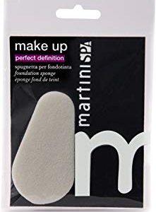 MartiniSPA Make Up Dischetto in Lattice Bianco a Forma di Goccia