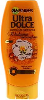 Garnier Ultra Dolce Meraviglioso Balsamo Districante Istantaneo per Capelli Secchi Spenti, 200 ml
