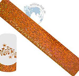 Trasferimento Schermo Orange-Camouflage ologramma