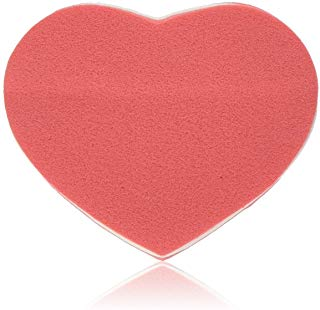 Lilyz make-up Heart applicatore Puff, rosa