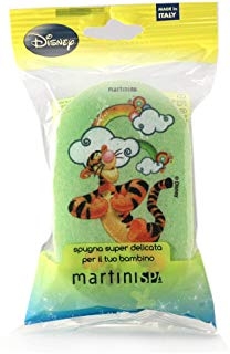 MartiniSPA Kids Spugna Disney Winnie Soggetti Assortiti - 29 g