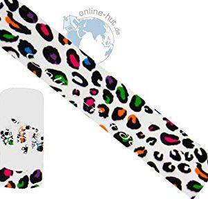 Trasferimento Schermo Leopard di sfondo trasparente 2