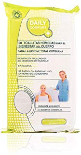 Daily Comfort Salviette Corporale - 280 ml
