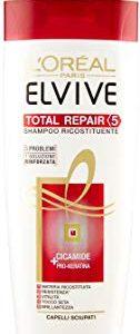 Elvive - Shampoo Ricostituente Total Repair 5, Capelli Sciupati - 250Ml, 1 pezzo