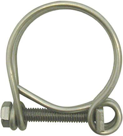M S & 551819-Fascetta a doppio filo, 25 a 29 mm, confezione da 2 pezzi