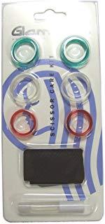 Glamtech - Kit per la pulizia delle forbici RBW