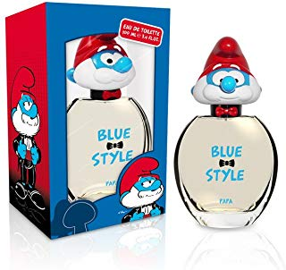 Smurfs 3D Papa Eau de Toilette spray 100 ml