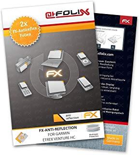 atFoliX FX-Antireflex, Garmin Etrex Venture HC 2 pezzo(i)