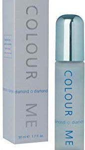 Colour Me Diamond, Eau de Parfum spray Donna, 50 ml