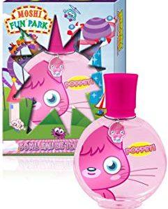 Moshi Monsters, Eau de Toilette con Charm decorativo, 50 ml