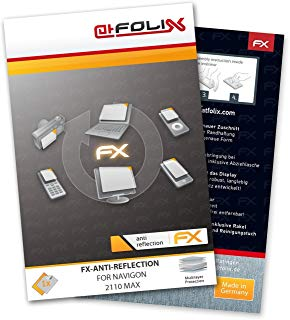 atFoliX FX-Antireflex, Navigon 2110 max Navigon 2110 max Protezione per schermo antiriflesso 1pezzo(i)