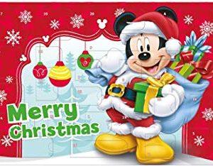 Undercover MICK8022 - Calendario dell'Avvento, Motivo: Topolino Disney