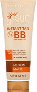 Sunshimmer Instant tan 9-in-1 BB perfezione Wash off