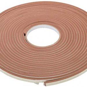 Fixman 388856-3mm - 8 millimetri adesivo divario eva tenuta auto - marrone