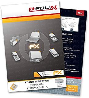 FoliX FX - Pellicola protettiva antiriflesso per display per Garmin Etrex Venture HC
