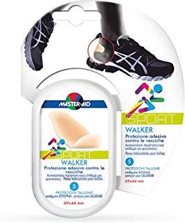 Master Aid Sport Walker Tallone, 5 Pezzi - 3 Prodotti