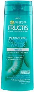 Garnier - Fresh, Shampoo Fortificante, capelli normali, rapidi ad ingrassarsi - 250 ml
