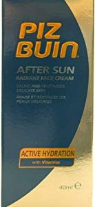 PIZ BUIN After Sun Radiant Face Cream, 40 ML