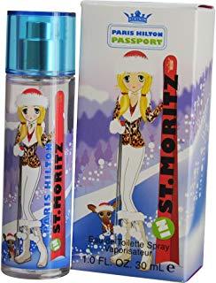 Paris Hilton Passport in St. Moritz Eau de Parfum per donne - 30 ml