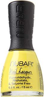 Nubar smalto modo del chiodo ricorrere giallo, prima Pack (1 x 15 ml)
