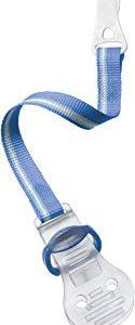 Philips Avent - Clip per succhietto da 0 mesi in su, colori assortiti, 1 pezzo