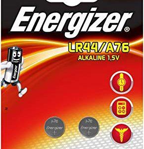 Energizer - LR44-A76  batterie a bottone (2 Pezzi)