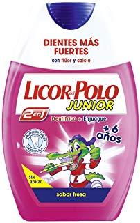 LICOR DEL POLO - 2 IN 1 junior 75 ml-unisex
