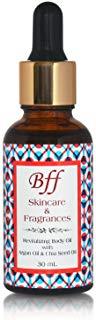BFF rivitalizzante corpo olio