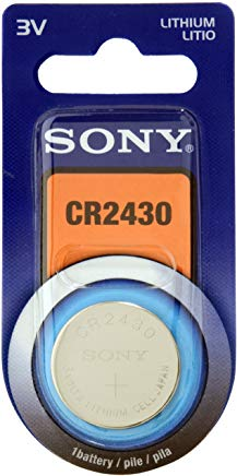 Sony - CR2430 - Pile al litio, gamma elettronica