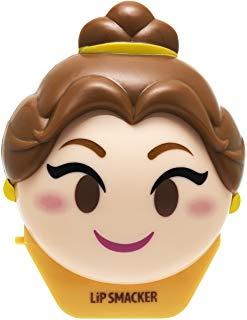 Lip Smacker Balsamo a labbra Emoji Bella Disney Profumo Rosa Protegge-Idrata le Labbra