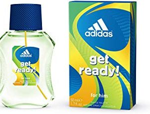 Adidas, deodorante spray Get Ready M EDT. 50 ml