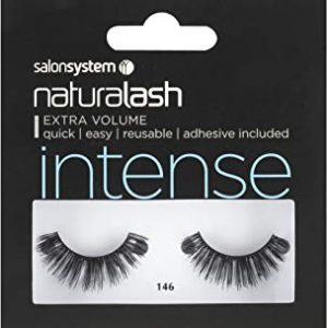 Salonsystem Naturalash intense mascara number 146, nero