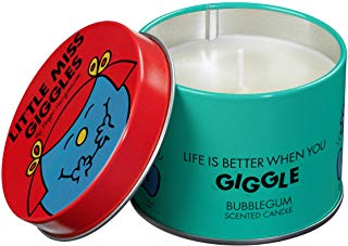 Mr Men & Little Miss Giggles Candle