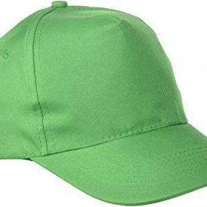 Seba 14EV Cappellino Baseball, Verde