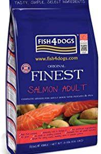 Vema - Fish 4 Dog - Finest Salmon 1,5 kg. Mini
