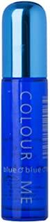 Colour Me, Fragranza Uomo con applicatore roll-on Blu, 10 ml