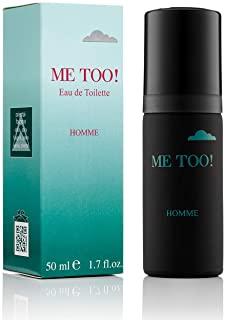 Milton-Lloyd Cosmetics, Me Too, Eau de Toilette da uomo, 50 ml