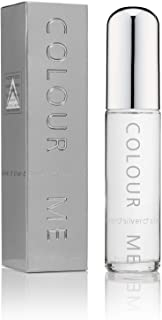 Colour Me Silver, Eau de Toilette spray Uomo, 50 ml