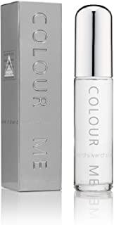 Colour Me Silver, Eau de Toilette spray Uomo, 50 ml