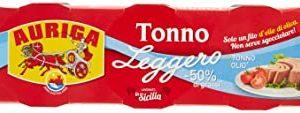 Auriga Tonno Leggero in Olio Oliva - 180 gr