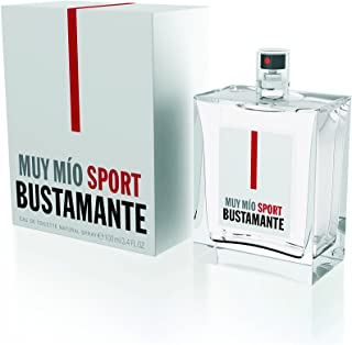 Bustamante Muy Mio Sport Acqua di Colonia - 100 ml