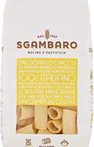 Pasta Sgambaro - Mille Righe N. 54 - 100% grano duro italiano - 500 gr