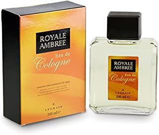 Royale Ambree 63082 Acqua di Colonia