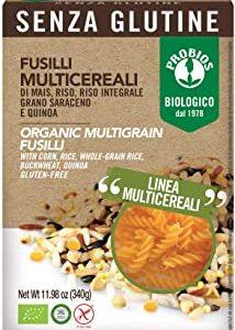 Probios Fusilli Multicereali Bio - Senza Glutine - 340 g