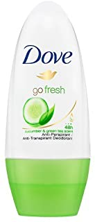 Dove Deodorante - Go Fresh, Roll On - 81 Gr